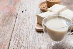 tofu jest dobrym źródłem proteina zdjęcie stock