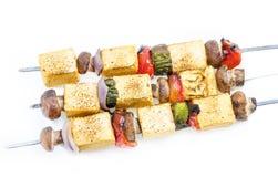 Tofu kebab. Stock Photos