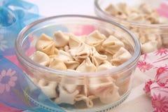 Tofu noodles Royalty Free Stock Photo