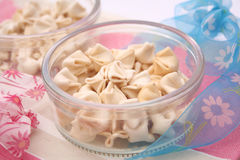 Tofu noodles Royalty Free Stock Images