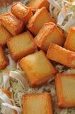 Tofu nugget Stock Photo