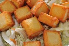 Tofu nugget Royalty Free Stock Photo