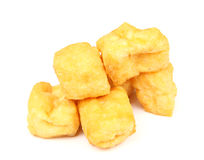 Tofu Puff Royalty Free Stock Photography