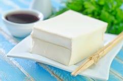 Tofu ser Zdjęcie Stock