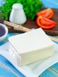 Tofu ser Obrazy Stock