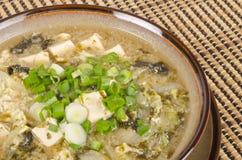 Tofu Soup Stock Images