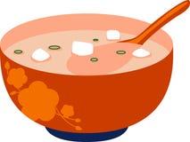 Tofu Soup Stock Image
