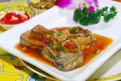 Tofu stinky d'Anhui Images libres de droits