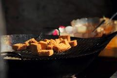 Tofu Stinky de nourriture de la Chine Photo stock