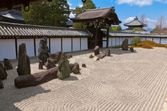 Tofuku-ji Royalty Free Stock Image
