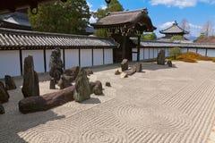 Tofuku-ji Image libre de droits