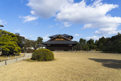 Tofuku-ji tempel i Kyoto Royaltyfria Bilder