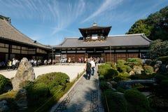 Tofuku-ji temple, Kyoto Royalty Free Stock Photography