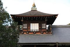 Tofukuji świątynia: KYOTO - 25 2017 Nov: Tofukuji Świątynny Kyoto, J Obraz Stock