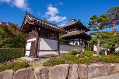 Tofukuji temple in Autumn, Kyoto Stock Photography