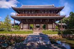Tofukuji Temple in Kyoto Royalty Free Stock Images