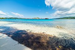 Togean Islands, idyllic retreat Stock Images