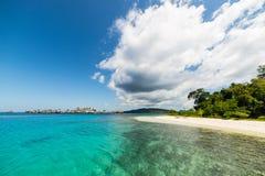 Togean Islands, idyllic retreat Stock Photography