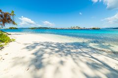 Togean Islands, idyllic retreat Royalty Free Stock Photos
