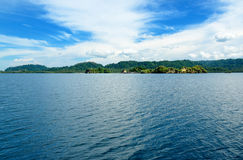 Togean Islands. Indonesia. Stock Image