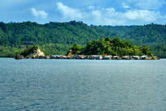 Togean Islands. Indonesia. Stock Photos
