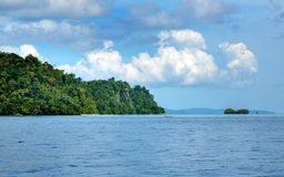 Togean Islands. Indonesia. Royalty Free Stock Image