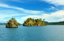 Togean Islands. Indonesia. Royalty Free Stock Photography
