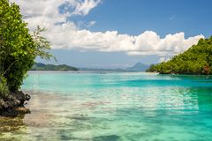 Togean Islands Stock Photography