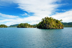Togean wyspy Indonezja Fotografia Stock