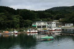 Togendai Harbor Stock Photography