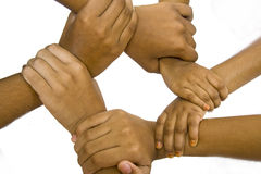 Together We Can! royalty free stock photo