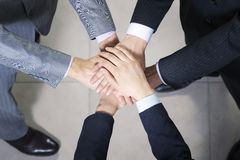 Together we can do it Royalty Free Stock Photos