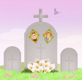 Together until death Stock Images