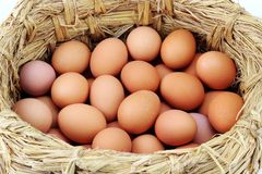 Together eggs Royalty Free Stock Images