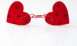 Together forever love concept Royalty Free Stock Photos