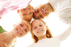 Togetherness Royalty Free Stock Photo