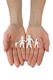Togetherness concept Royalty Free Stock Photo