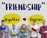 Togetherness Harmony Fellowahip Love Concept royalty free stock photo
