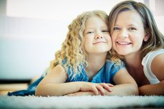 Togetherness Royalty Free Stock Photography