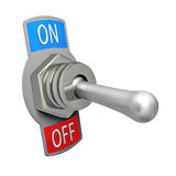 Toggle Switch Stock Images