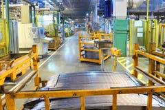 Workshop at Avtovaz factory Stock Images