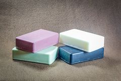 Togo African Soap Image stock