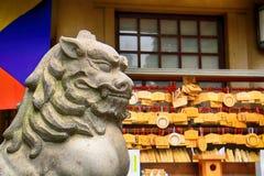 Togo Shinto shrine, Tokyo, Japan Stock Image