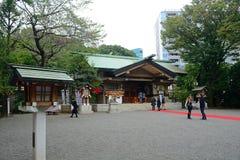 Togo Shinto shrine, Tokyo, Japan Royalty Free Stock Images