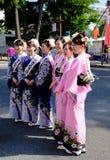 Tohoku Kizuna Festival 2018 Morioka, Japan royalty free stock photography