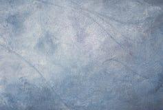 Toile atmosphérique grise de peinture à l'huile images libres de droits