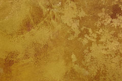 Toile brune d'or de fond de texture Copiez l'espace photo stock