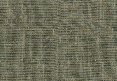 Toile brute de tissu de toile de jute Photo libre de droits