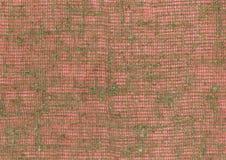 Toile brute de tissu de toile de jute Photos stock