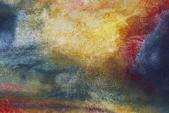 toile Couleur-peinte images libres de droits